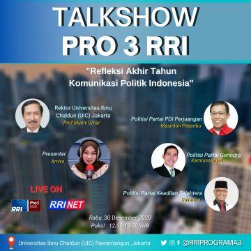TALK SHOW PRO 3 RRI